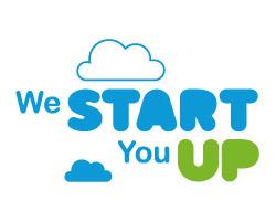 Logo We Start You Up TripGim