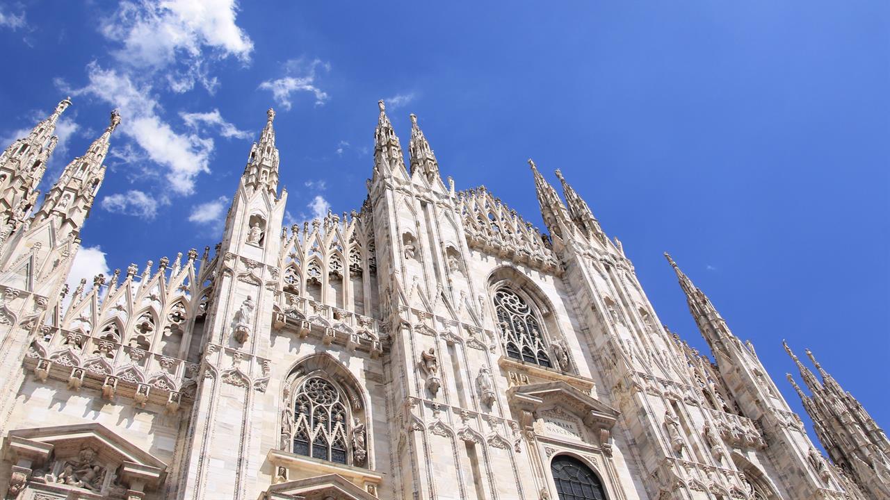 Prospettiva del Duomo di Milano TripGim