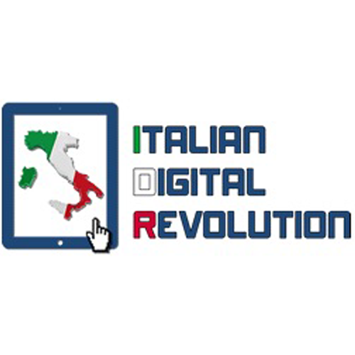 Italian Digital Revolution Logo Press TripGim