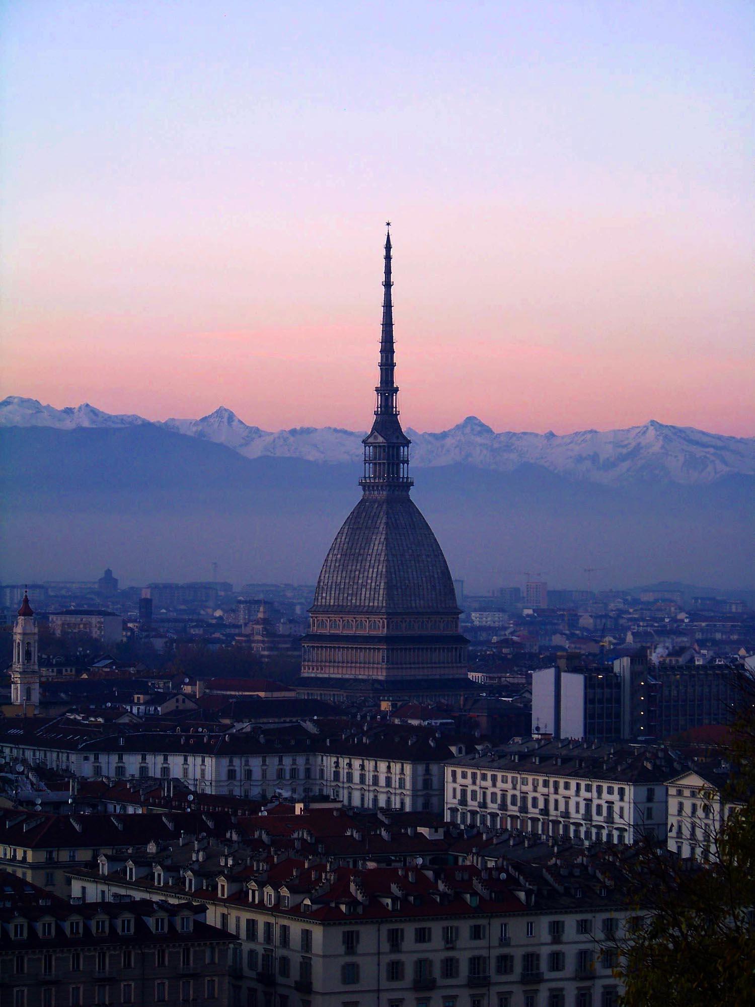 Mole di Torino Città Coperta da TripGim