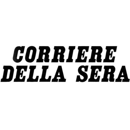 Corriere Della Sera Logo Press TripGim
