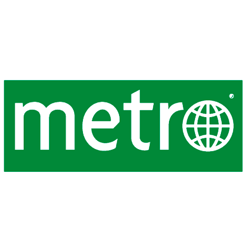 Metro Logo Press TripGim