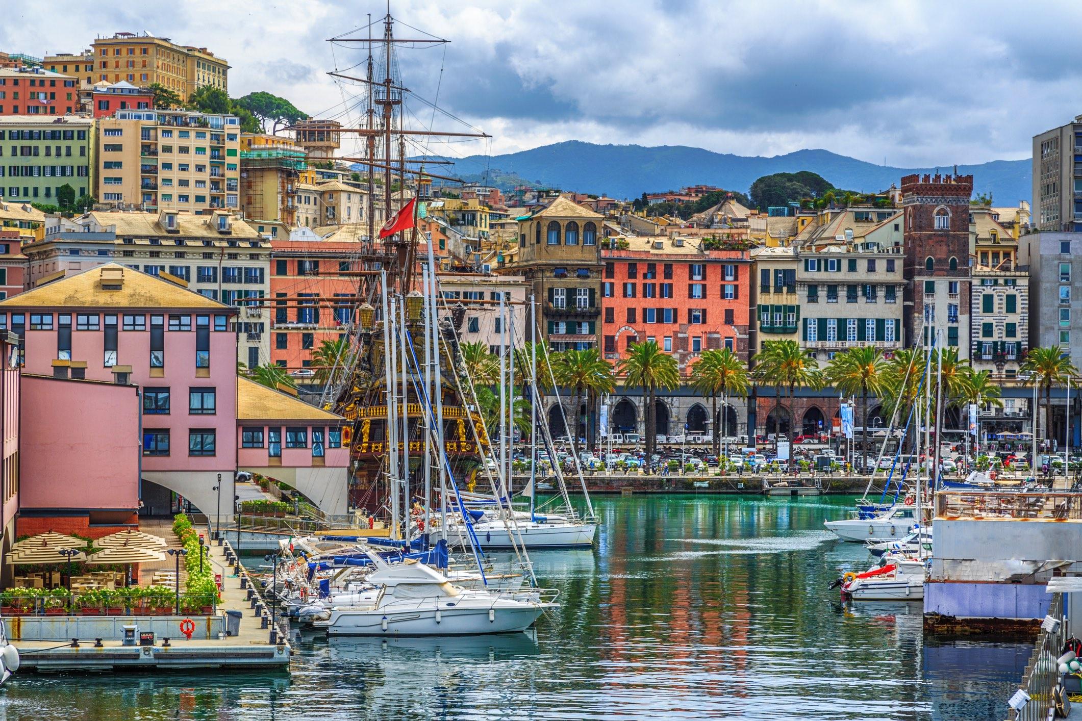 Genova Porto TripGim