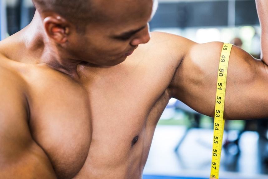 Misura massa muscolare tripgim