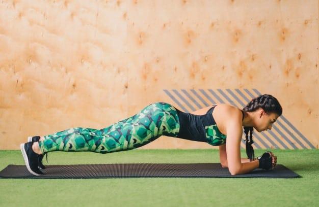 plank esercizi da fare a casa tripgim